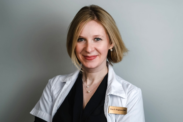Dr. Isabelle Gagnon, chiropractor